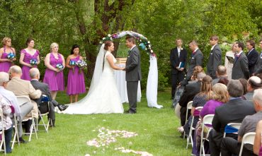 Let Us Plan Your Dream Wedding In Our Beautiful Gardens