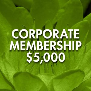 Receive the best benefits with our top tier corporate membership